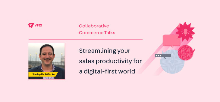 Streamlining your sales productivity for a digital-first world