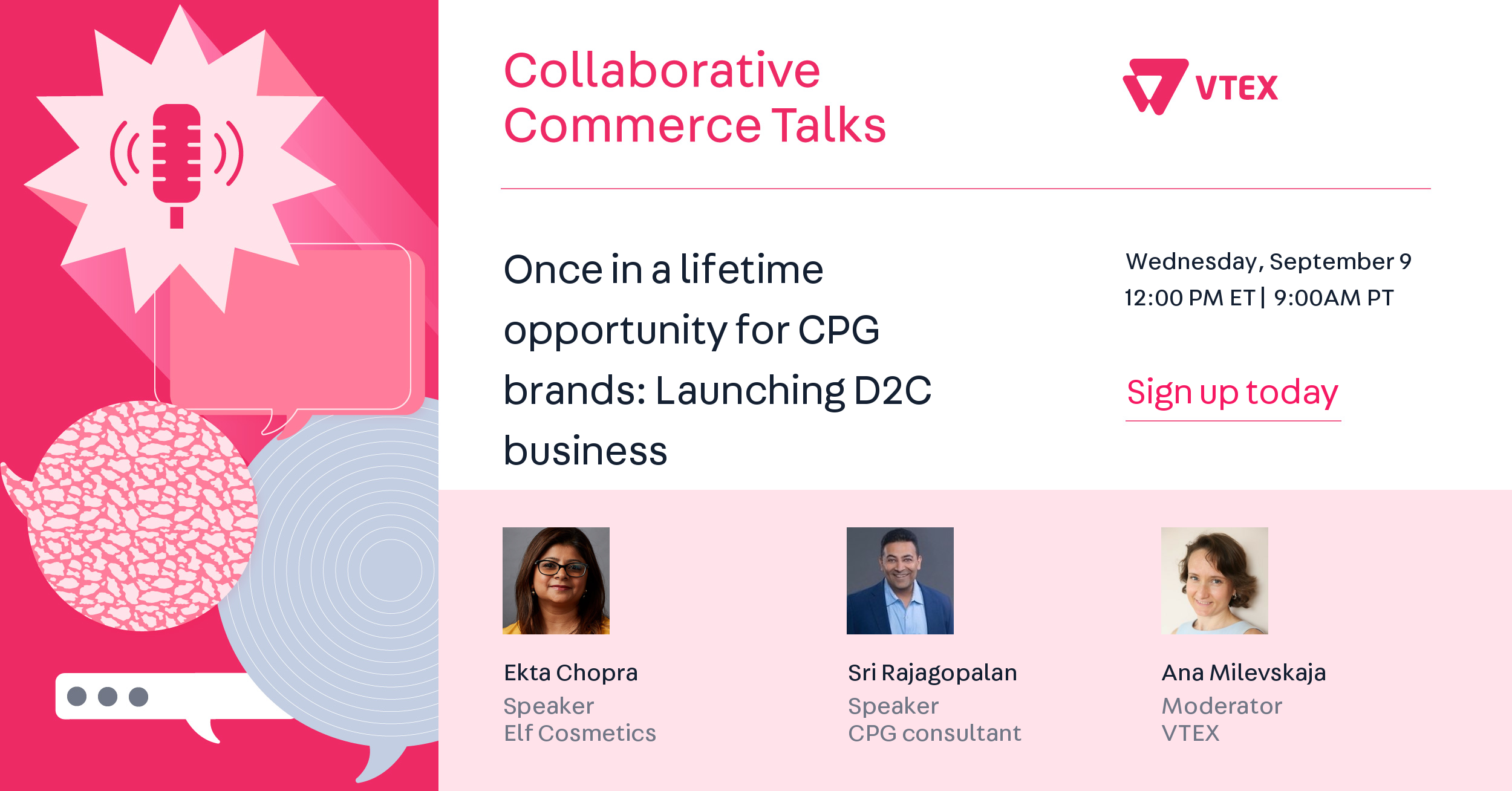 Once in a lifetime opportunity for CPG brands: Launching D2C business